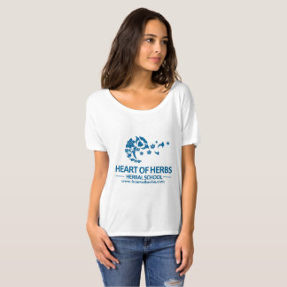 Heart of Herbs Slouchy T T-Shirt