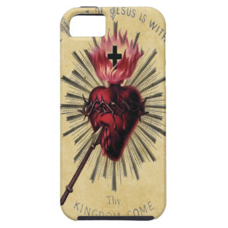 Heart Of Jesus Case-Mate Case iPhone 5 Covers