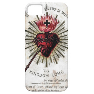 Heart Of Jesus Case-Mate Case iPhone 5 Cases