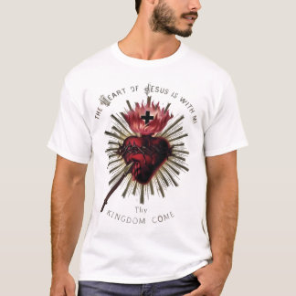 Heart Of Jesus Shirt