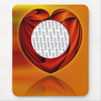 Heart Of Life - template Mouse Pads