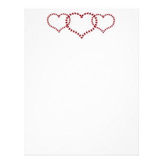 Heart of Little Hearts 21.5 Cm X 28 Cm Flyer