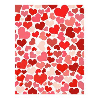 Heart of Love Flyers
