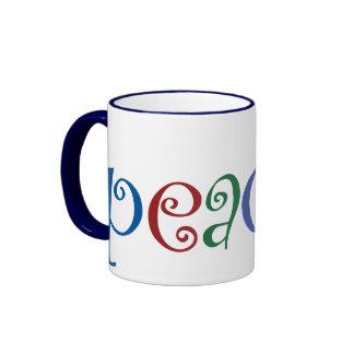 Heart of Love, Peace Mugs