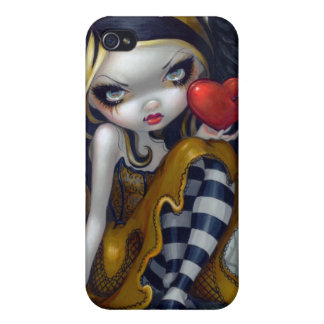 """Heart of Nails"" iPhone 4 Case"