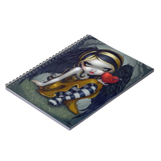 """""""Heart of Nails"""" Notebook"""