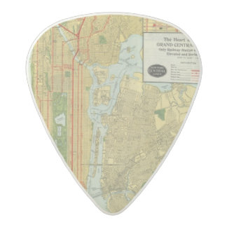 Heart of New York Acetal Guitar Pick