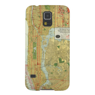 Heart of New York Galaxy S5 Covers