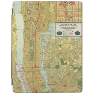 Heart of New York iPad Cover