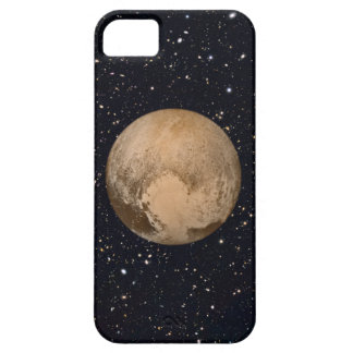 Heart of Pluto Starry Sky iPhone 5 Cases