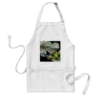 Heart of Reptiles Aprons