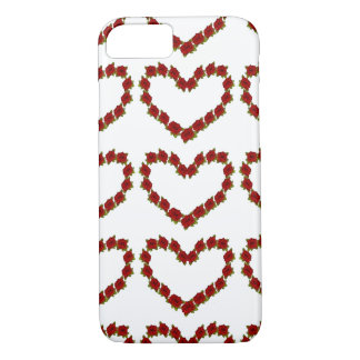 Heart of roses iPhone 8/7 case