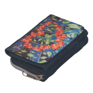 Heart of Roses Wallets