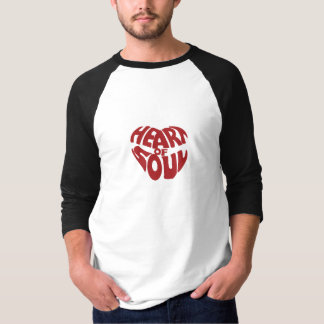 Heart Of Soul Red T-Shirt