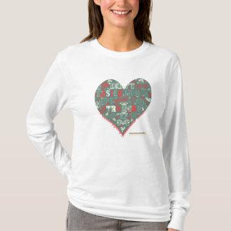 Heart of strength T-Shirt