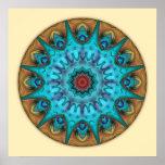Heart of Surrender Mandala 6 Posters