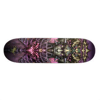 Heart of the Dragon Queen Skate Boards