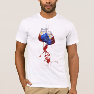 Heart of the Filipino Warrior T-Shirt