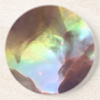 Heart of the Lagoon Nebula Drink Coasters