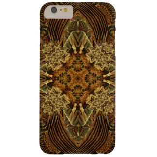 Heart of the Machine Mandala Barely There iPhone 6 Plus Case