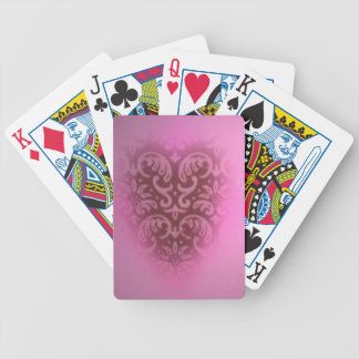 Heart of The Mist Playing Cards