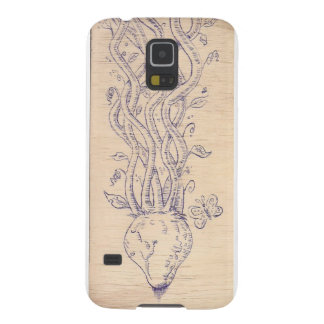 Heart of the nature galaxy s5 cover