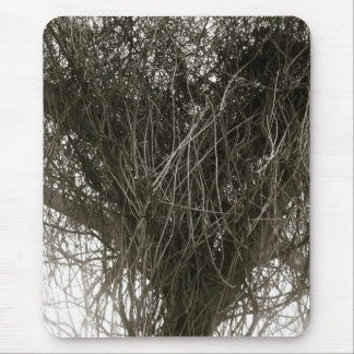 Heart of Vines Mouse Pad
