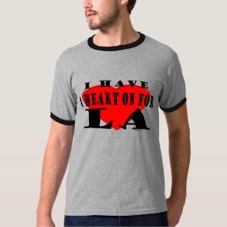 Heart On LA T-Shirt