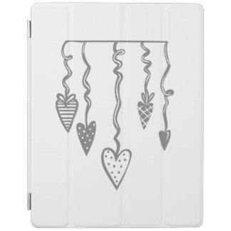 Heart Ornament iPad Cover