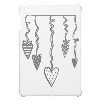 Heart Ornament Case For The iPad Mini