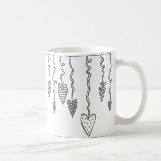 Heart Ornament Coffee Mug