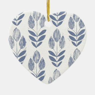 Heart Ornament - Tulips from Amsterdam