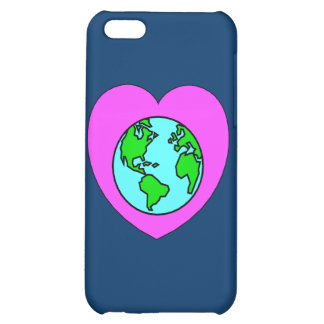 Heart Our Planet iPhone 5C Case