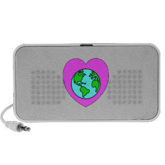 Heart Our Planet Speaker System