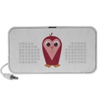 Heart Owl Speaker System