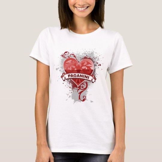 Heart Paganini T-Shirt