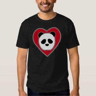 Heart Panda Tees
