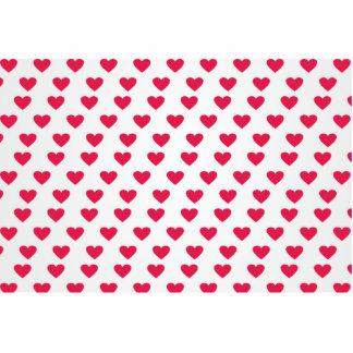 Heart Pattern Cut Out