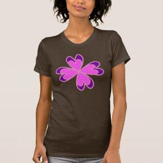Heart Pattern T-shirt
