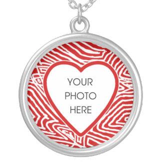 Heart Photo Frame Jewelry