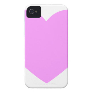 heart-pink.png iPhone 4 Case-Mate cases