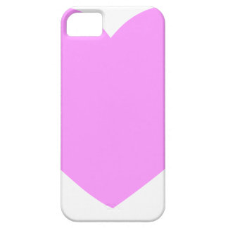 heart-pink png iPhone 5 cover