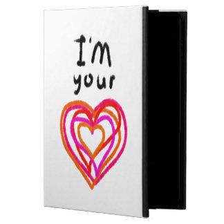 Heart Powis iPad Air 2 Case