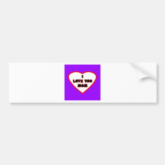 Heart Purple Transp Filled The MUSEUM Zazzle Gifts Bumper Stickers