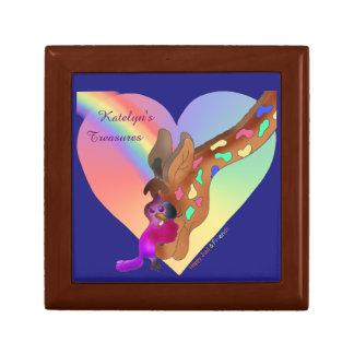 Heart Rainbow & Lila by The Happy Juul Company Gift Box