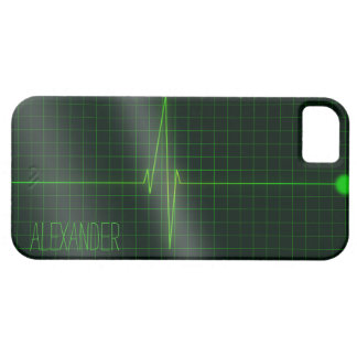 Heart Rate Monitor Barely There iPhone 5 Case