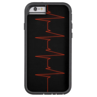 Heart Rate Pulse Tough Xtreme iPhone 6 Case