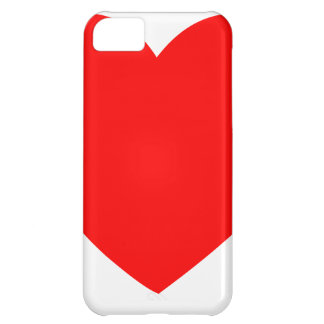 heart-red.png iPhone 5C covers