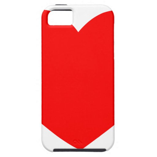 heart-red.png iPhone 5 case