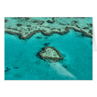 Heart Reef Card